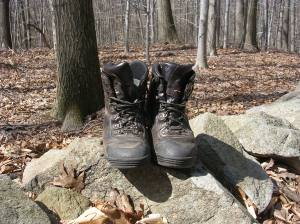 My Old Garmont Boots