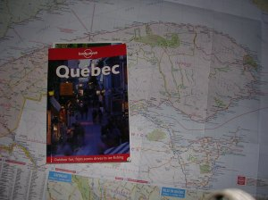 Lonely Planet Quebec