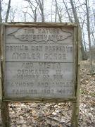 Ambler Trail, Devil's Den, Weston CT