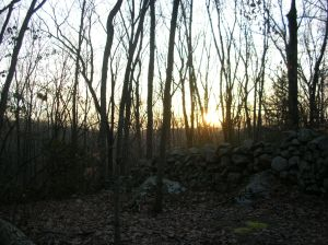 Sunrise, Devil's Den, Weston CT