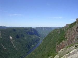 Parc national des Hautes-Gorges-de-la-Riviere Malbaie