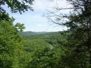 Herrick side trail from CT AT