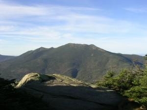 Franconia Ridge from Mt Garfield