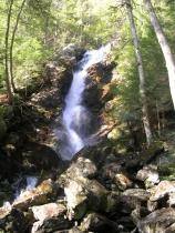Race Brook Falls - April