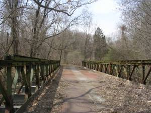 Norwalk River Valley Trail