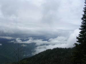 Mount Le Conte; LeConte Lodge; Alum Cave Trail