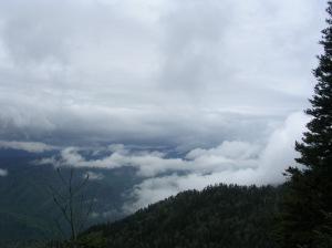 Mount Le Conte; LeConte Lodge; Alum Cave Trail