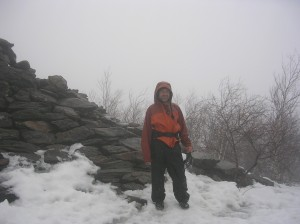 Bert on Bear Mountain