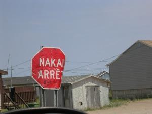 Natashquan, Quebec.