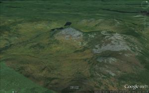 The Traveler Range -- Google Earth