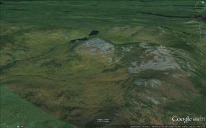 The Traveler Range -- Google Earth