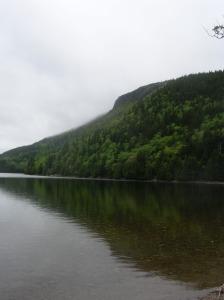 Penobscot Mountain and Jordan Pond