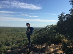 katie-at-bluff-head-mattabesett-trail-guilford-ct