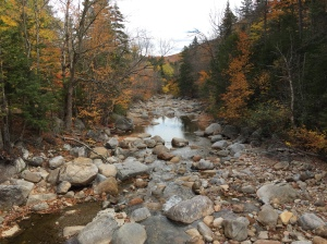 Sawyer River, White Mountains, New Hampshire