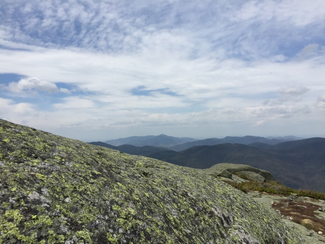 On Wright Peak, Adirondack High Peaks