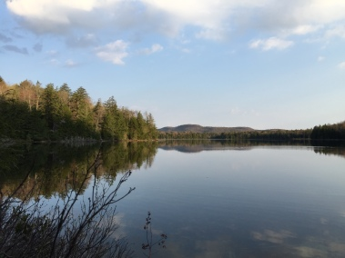 Silver Lake, Silver Lake Wilderness, Adirondacks