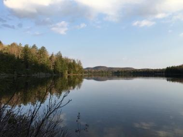 Silver Lake, Silver Lake Wilderness, Adirondacks