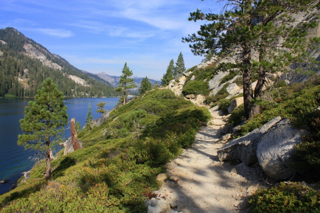 PCT Lower Echo Lake