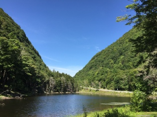 Notch Lake, Devil's Tombstone Campground, Hunter NY