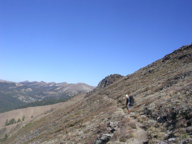 Granite Chief Wilderness, PCT