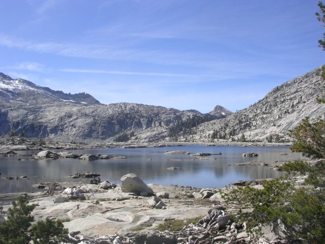 """Desolation"" Wilderness for a reason"