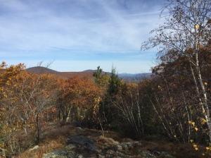 Lions Head, CT Appalachian Trail, Mount Greylock