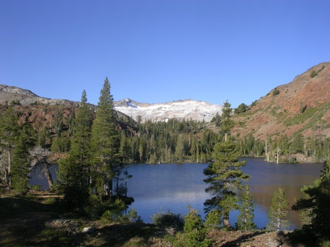 Susie Lake, PCT, Desolation Wilderness