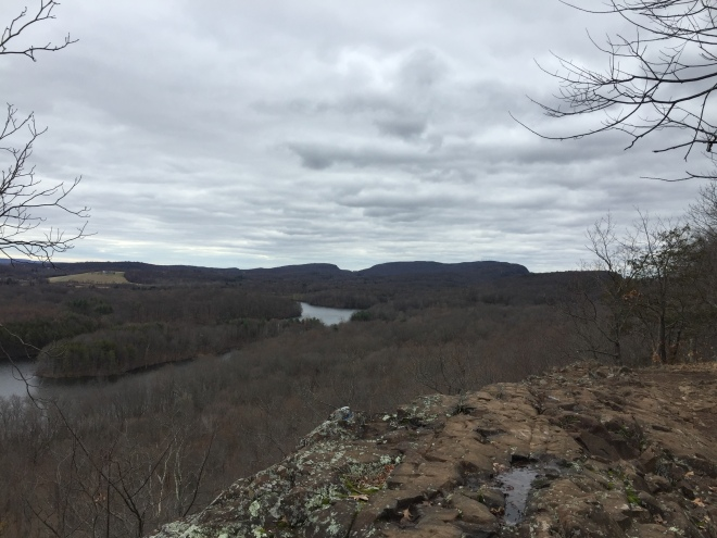 Hart Ponds and Hanging Hills