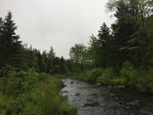 THU - Stream near Russell Pond
