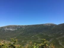 Katahdin's Northwest Plateau