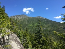Katahdin from Owl Trail