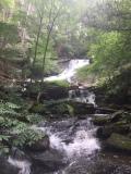 Waterfall in Dean Ravine