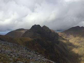 """MONDAY: An Teallach's """"precarious summits"""""""