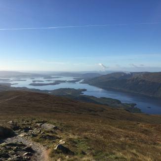 Loch Lomond islands