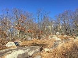 Caleb's Peak, CT Appalachian Trail