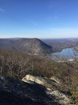 Hudson River and Storm King Mountain from Bull Hill
