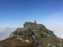 Top of Beinn Ime—3,317 feet