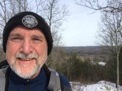On Prospect Mountain, North Summit