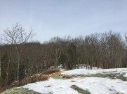 On Prospect Mountain, South Summit