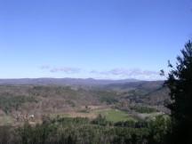 Tuesday, Hang Glider View, AT