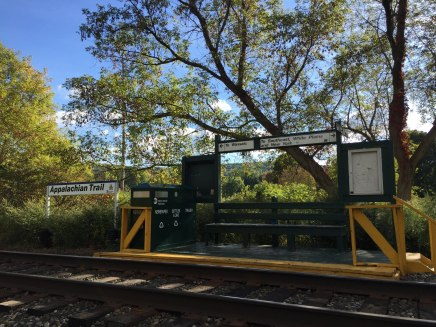 Appalachian Trail railroad station