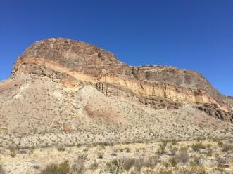 Cliffs of Burro Mesa
