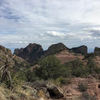 Peaks of Crown Mountain, I believe