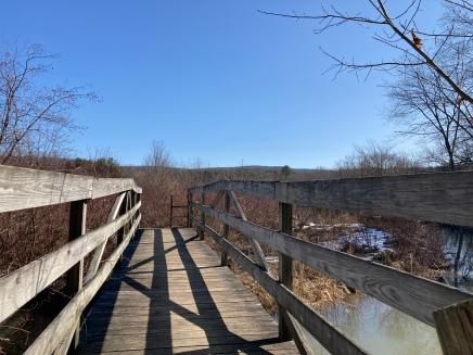 Bridge over Hubbard Brook